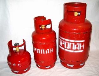 Переваги зрідженого газу над бензином