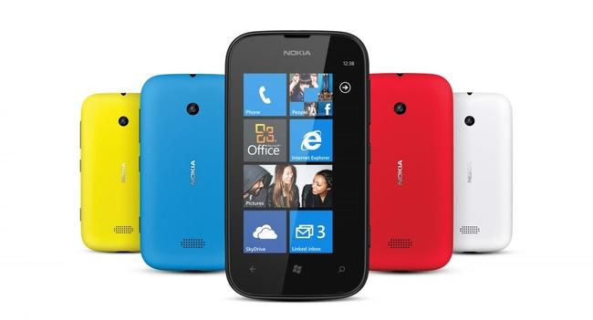 Краткий обзор и цена Lumia 510