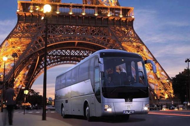 Автобусные туры в Европу. Где купить билеты