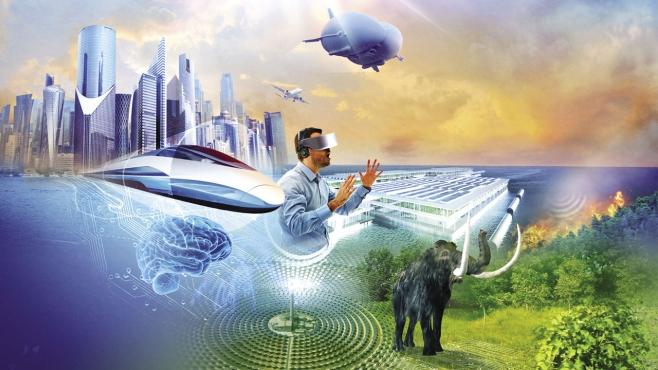 Способность человека жить без достижений технического прогресса