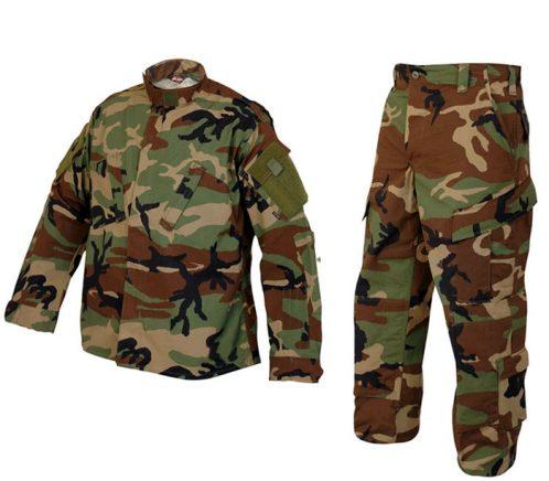 Як вибрати якісну військову форму